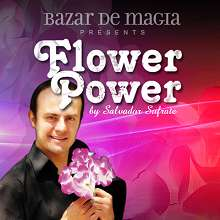 Flower Power by Bazar de Magia
