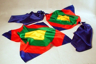 20th Century Silks - Royal