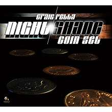 Night Shade Coin Set by Craig Petty