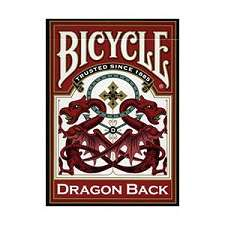 Dragon Back Playing Cards - Bicycle