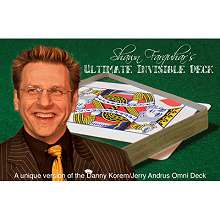 Ultimate Invisible Deck by Shawn Farquhar