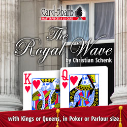 Royal Wave - Poker Size