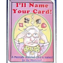 I`ll Name Your Card