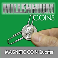 Magnetic Quarter - Millennium Magic
