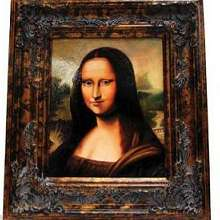 Haunted Painting - Mona Lisa