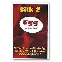 Silk 2 Egg by Cody Fisher