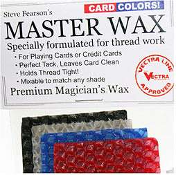 Master-Wax-Card-Colors