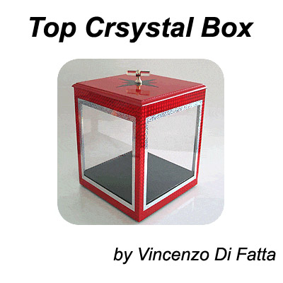 Top Crystal Box by Vincenzo DiFatta