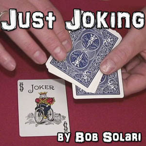 Just-Joking--Bob-Solari