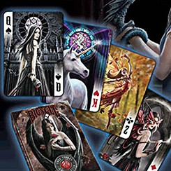 Anne Stokes Cards by USPCC