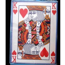 Jumbo Playing Cards 8 x 11