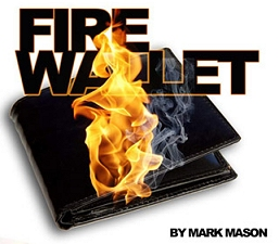 Fire Wallet by Mark Mason