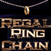 Regal Ring Chain