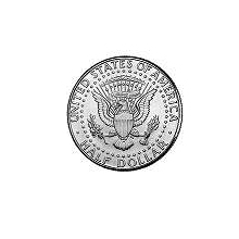 Shop Folding Coin Half Dollar (Traditional) by Tango Magic online