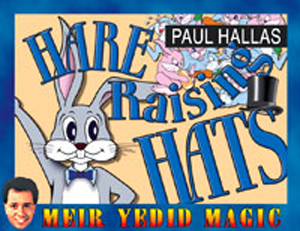 Hare Raising Hats - Paul Hallas