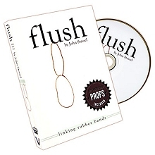 Flush (DVD and Gimmick) by John Stessel