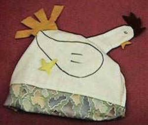 Chicken Egg Bag