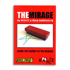 The Mirage by Koontz -  Haim Goldenberg