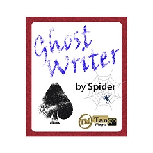 Ghost Writer by Spider & Tango Magic