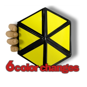 Color Changing Hexagon