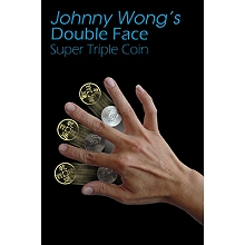 Double-Face-Super-Triple-Coin-by-Johnny-Wong