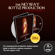 No Way Bottle Production - Vernet