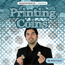Printing Coins by Ariel Carax