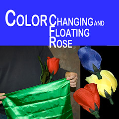Color Changing Floating Rose