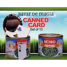 Canned-Card