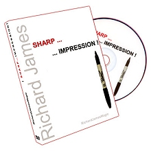Sharp Impression by Richard James