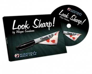 Look Sharp - Wayne Goodman