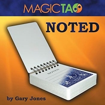 Noted by Gary Jones