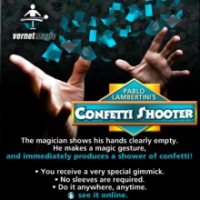 Confetti Shooter by Vernet