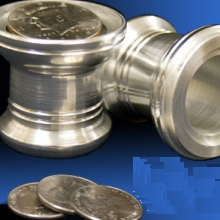 Coin-Tube--Aluminum