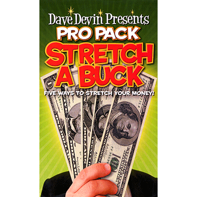 Stretch-a-Buck (Pro-Pack) by Dave Devin - Trick