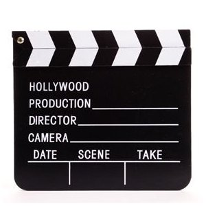 Movie-Clapboard