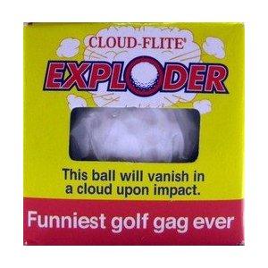 Exploding-Golf-Ball