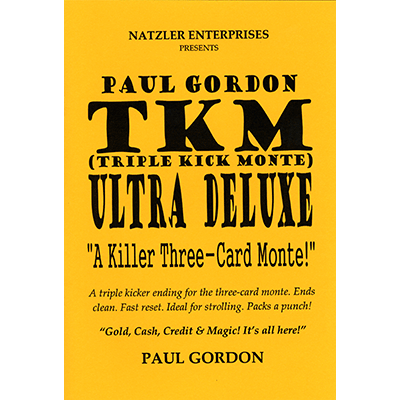 TKM Ultra Delux by Paul Gordon*