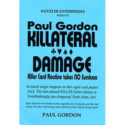 Killateral Damage by Paul Gordon*