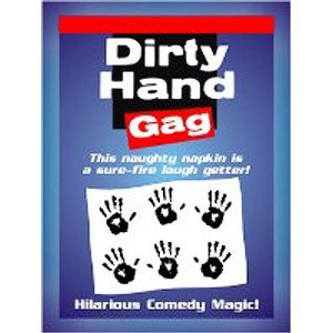 Dirty Hand Gag