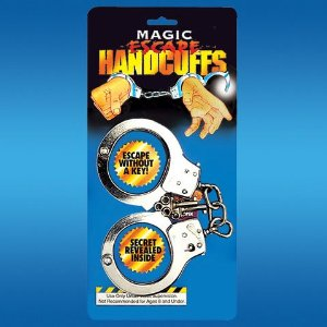 Magic-Handcuffs