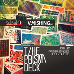 Prism Deck by Joshua Jay
