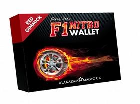 F1 Wallet Nitro Edition
