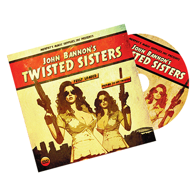 Twisted Sisters 2.0 by John Bannon