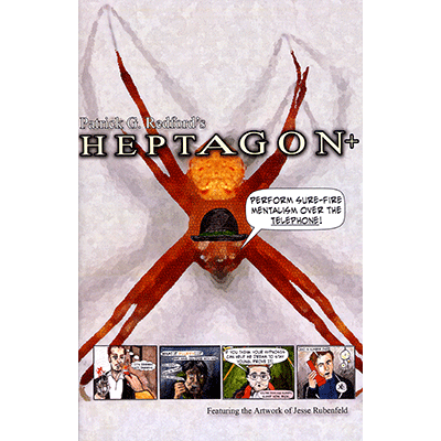 Heptagon by Patrick Redford