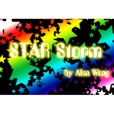 Star Storm by Alan Wong - Trick