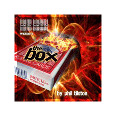 The Box by Phil Tilston & JB Magic