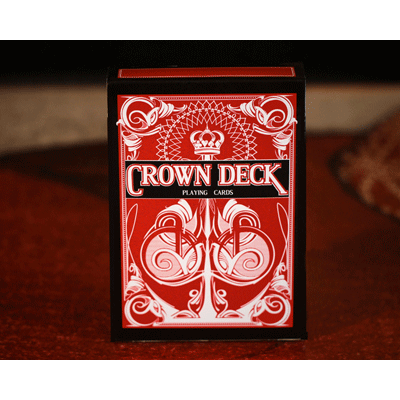 The Crown Deck from The Blue Crown