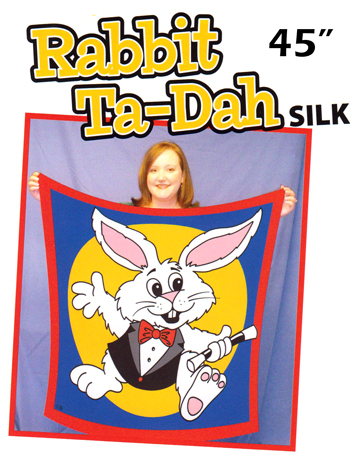 Rabbit Ta-Dah Silk 45 inch