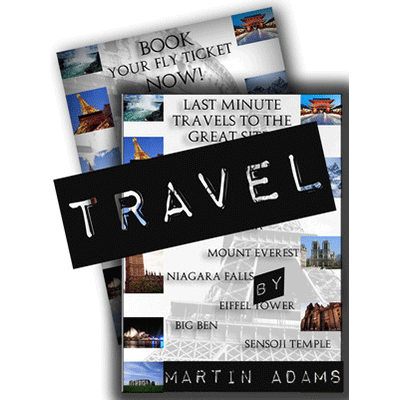 Travel by Martin Adams